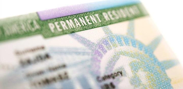 giving up your us green card