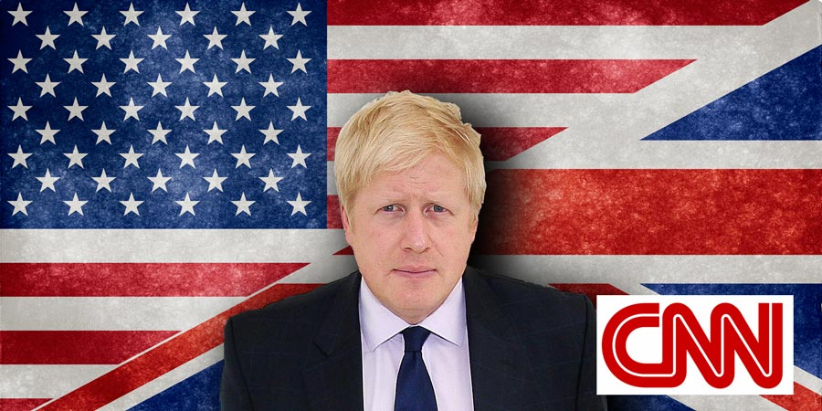 Boris Johnson turns in his passport because of American taxes
