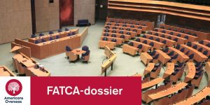 News FATCA dossier Dutch Parliament