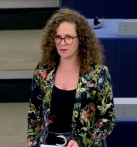 EU debates Accidental Americans MEP Sophie in 't Veld