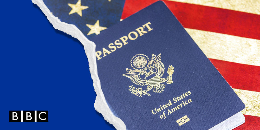 Americans living overseas renouncing their US citizenship due to US taxes