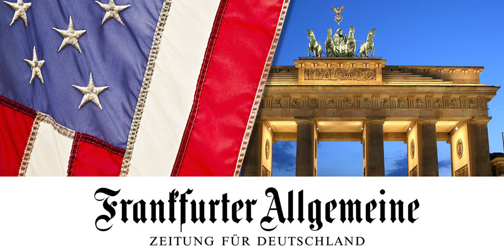 Frankfurter Allgemeine Zeitung reports US Persons are expensive for banks