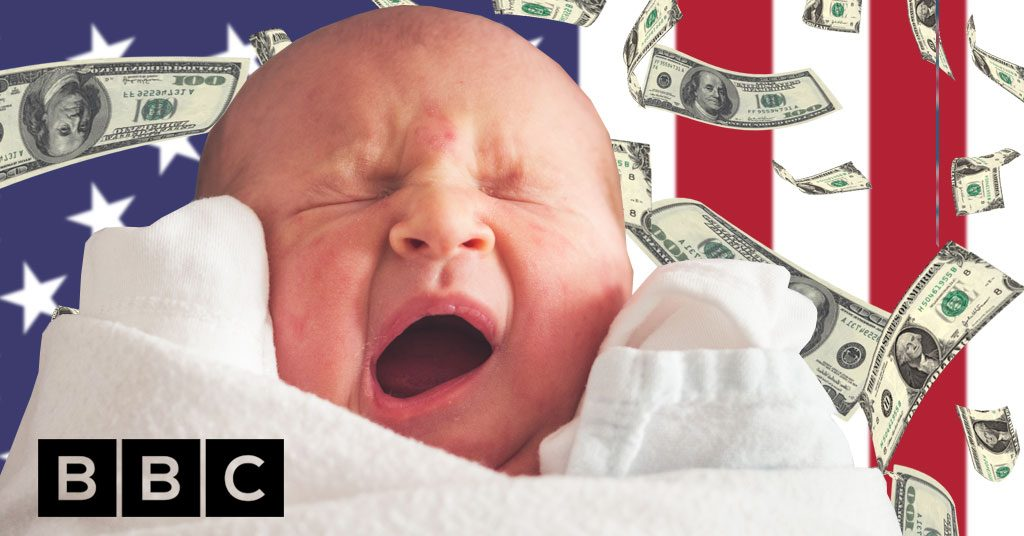 United States taxes for Baby Archie