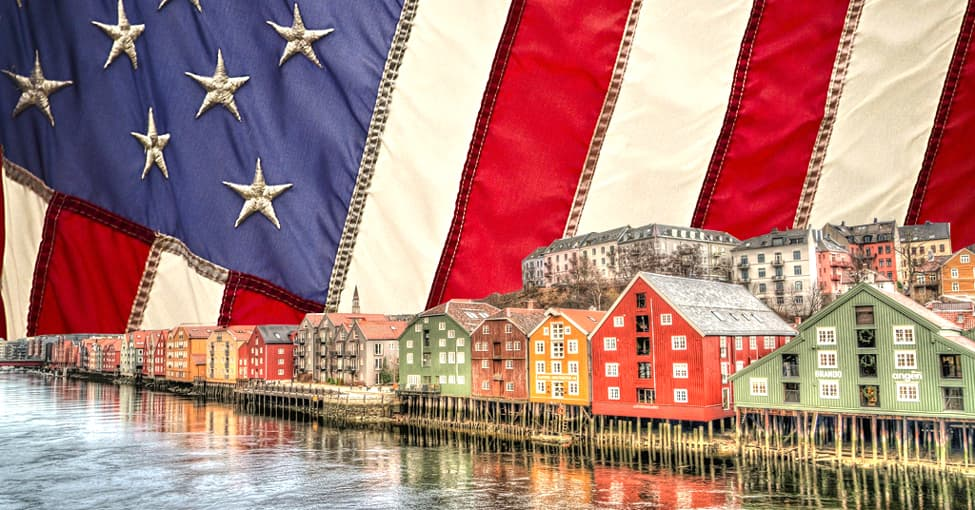 American tax for US citizens living in Norway
