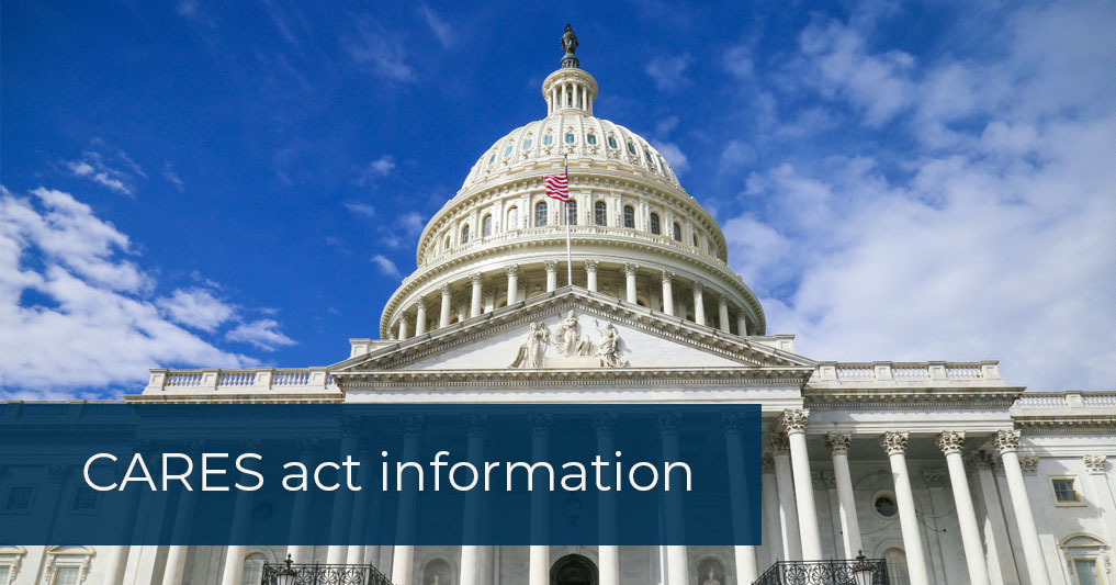 CARES act information Americans Overseas