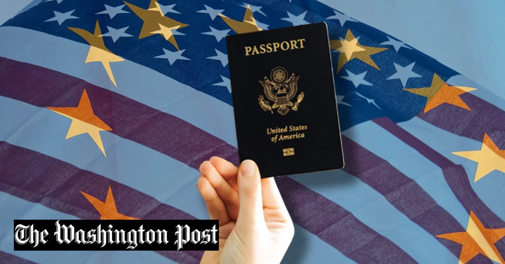 Americans living overseas are not able to renounce their U.S. citizenship while banks threaten to close their accounts.