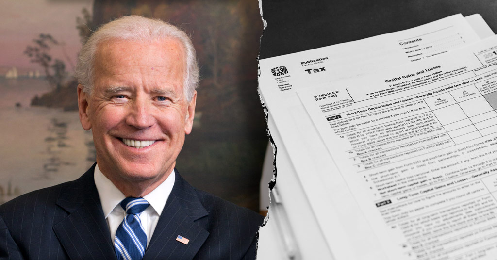 How Does Joe Biden Affect Your U.S. Tax Return?