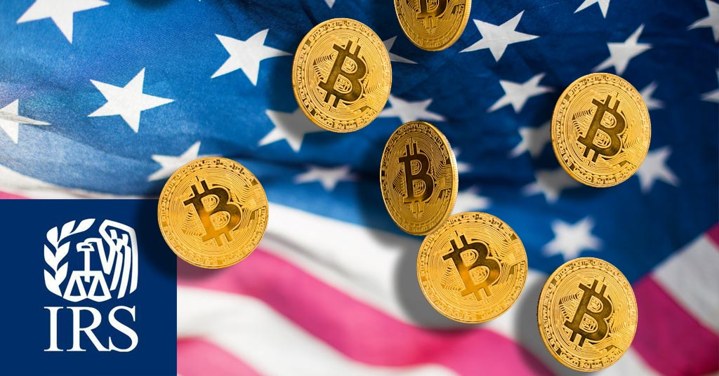 The IRS is looking for Bitcoin and crypto investors who don't have their taxes in order